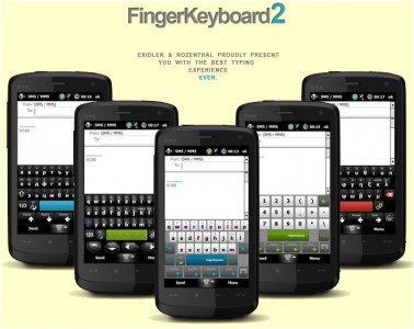 FingerKeyboard