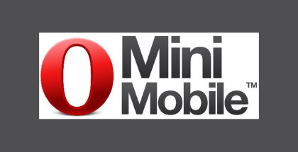 Opera Mobile, Opera Mini, web browsing software