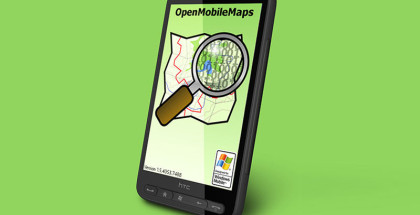 OpenMobileMaps, Windows Mobile software, mapping apps