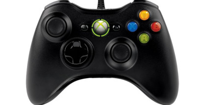 Xbox 360 controller, XB360, Microsoft Xbox gaming console
