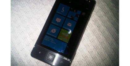 Asus Windows Phone, WP7 devices, Windows phone news and leaks