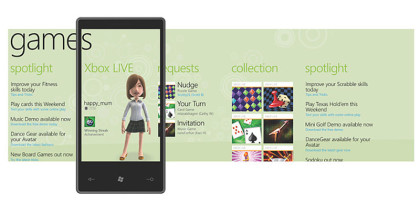 Xbox mobile games, Windows phone games, smartphone gaming