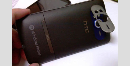HTC HD7, HTC HD3, Windows Phone specs and photos