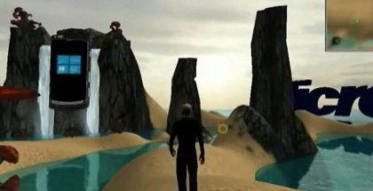 Second Life, 3D games, 3D world