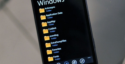 TouchXplorer WP7 download, Windows phone 7 apps, file management software