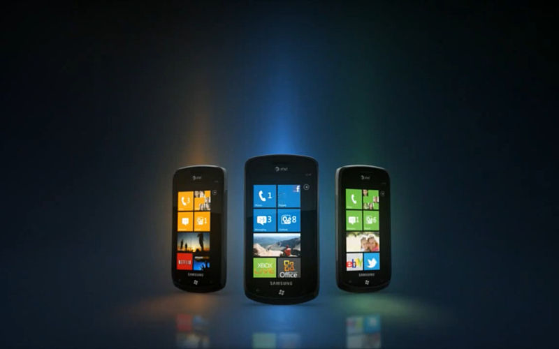 Windows Phone 7 smartphones, WP7 games and apps, Microsoft Mobile