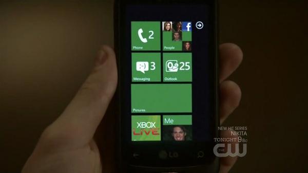 The Vampire Diaries WP7