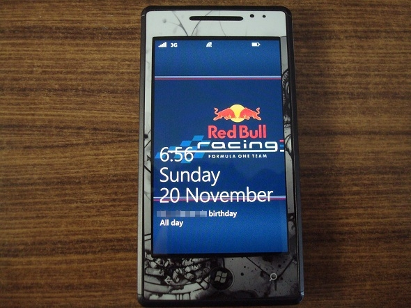 F1 Wallpapers Windows Phone