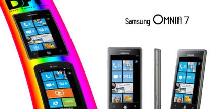 Samsung Omnia 7, Samsung Windows Phones, Rainbow ROM