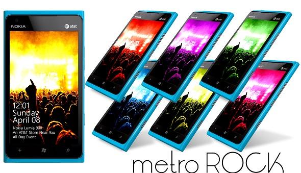 Metro Rock Pack
