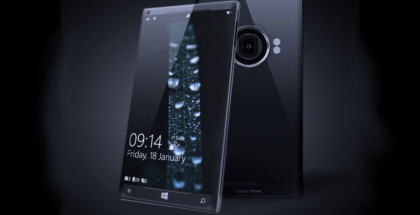 Surface Phone, Microsoft Surface smartphone, Windows 10 phones