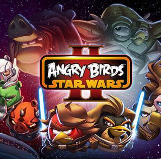 Angry Birds Star Wars II Recieves 15 New Bird, 15 New Pork Side Levels