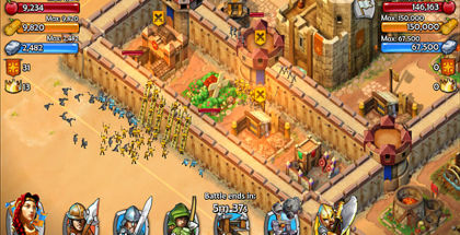 Age of Empires: Castle Siege, games on WP, Windows games