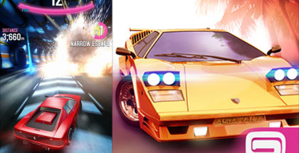 Asphalt Overdrive, Windows Phone Game, Racing games on Windows Phone