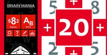 Brain Mania, Games of logic, puzzle games
