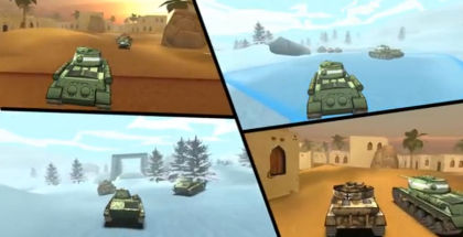 Company of Tanks, Shooting games, War games for Windows Phone