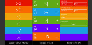 Daily Mood Application Offered Free Via AppDeals for Windows Phone