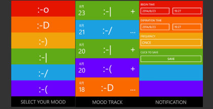 Daily Mood, mood tracking, mental health apps