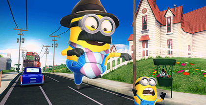 Despicable Me: Minion Rush, Games for WP, Windows Games