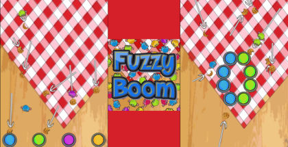 Fuzzy Boom, Apps for Windows Phones, WP8 app