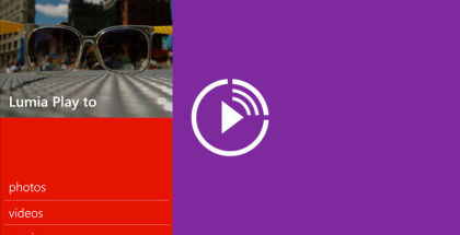 Lumia Play to, media apps, Xbox Video alternative