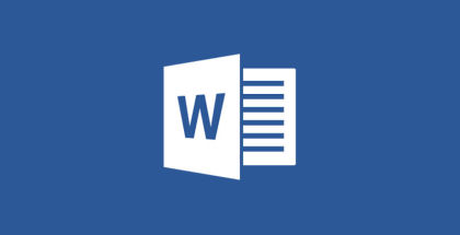 Microsoft Word, MS World, Office word processor