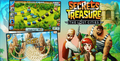 Secrets and Treasure, Xbox Games, Xbox Live Achievements