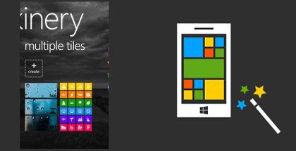 Skinery Themes, customize Windows Phone, WP8.1 customization
