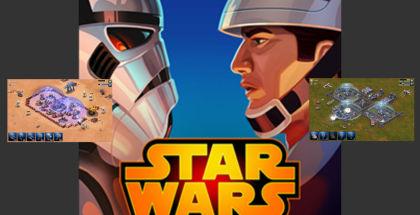 Star Wars Commander, Star Wars games, Windows gaming