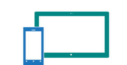 Universal apps, Windows PC and tablet, Windows Phone
