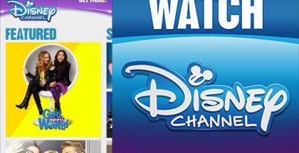 Watch Disney Channel, Windows Phone 8 TV apps, Stream live TV
