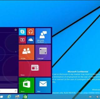 Microsoft to the Public: No Windows 9 Live Stream For You