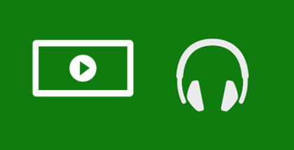 Xbox Music, Xbox Video, Xbox updates