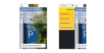 Yellowbrick, Netherlands apps, parking applications
