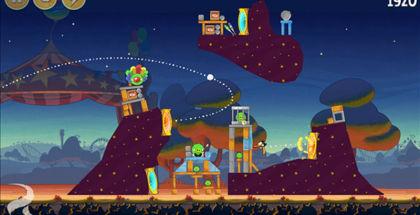 Angry Birds Seasons, Angry Birds on Windows Phone, Windows smartphone games