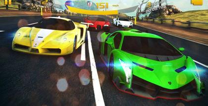 Asphalt games, Asphalt 8 Airborne, Racing game for Windows