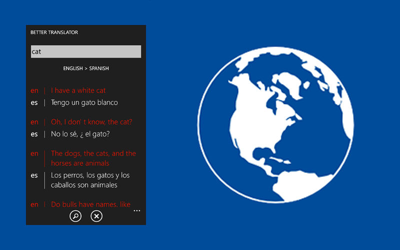 Break Down Those Language Barriers With Better Translator for Windows Phone