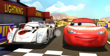 Cars Fast as Lightning, Cars games, Disney Pixar Cars