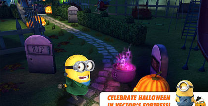 Despicable Me: Minion Rush game, Windows phone games, smartphone gaming