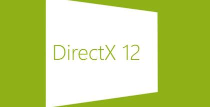 DirectX 12, DirectX games, DirectX 12 development