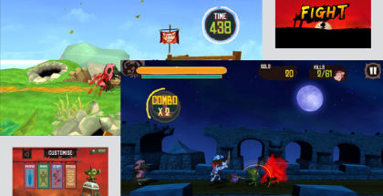 Enter OrcKid, Fighting games for Windows, Platform games