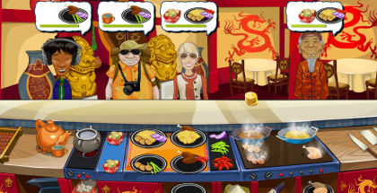 Happy Chef, Happy Chef games, Happy Chef 2 for Windows Phone