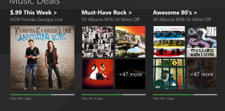 Microsoft Music Deals App for Xbox Music Now Available on Windows Phone, Tablet, and PC