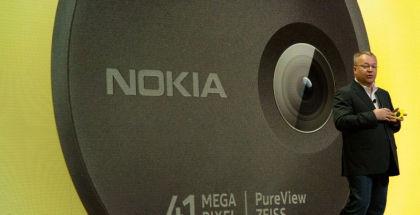 Nokia Lumia 1020, Windows Phone smartphone, mobile phones from Nokia