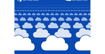 Office 365, OneDrive cloud storage, Windows server storage
