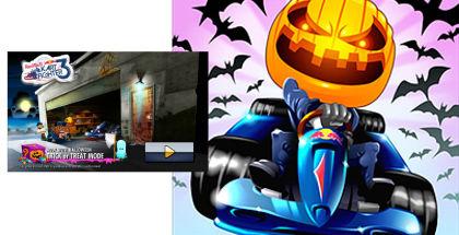 RedBull, Kart Fighter 3, Racing Games for Windows