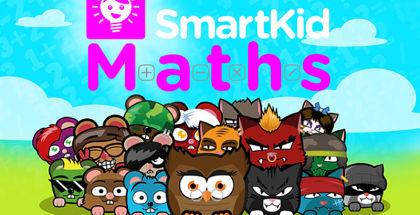 SmartKid Maths, Learn math on smartphone, educational smartphone apps for children
