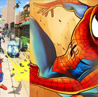 Spider-Man Unlimited Endless Runner from Gameloft Updated With Halloween Features and More