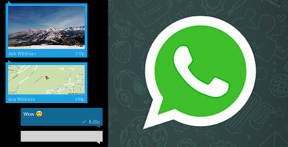 WhatsApp Messenger, WhatsApp for Windows Phone, free text and voice messaging
