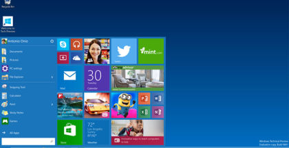 Windows 10 Technical Preview, Newest Version of Windows, Win32 apps